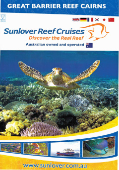 Moore Reef Day Tour | Sunlover Reef Cruises